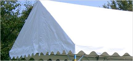 テント天幕のこだわり
